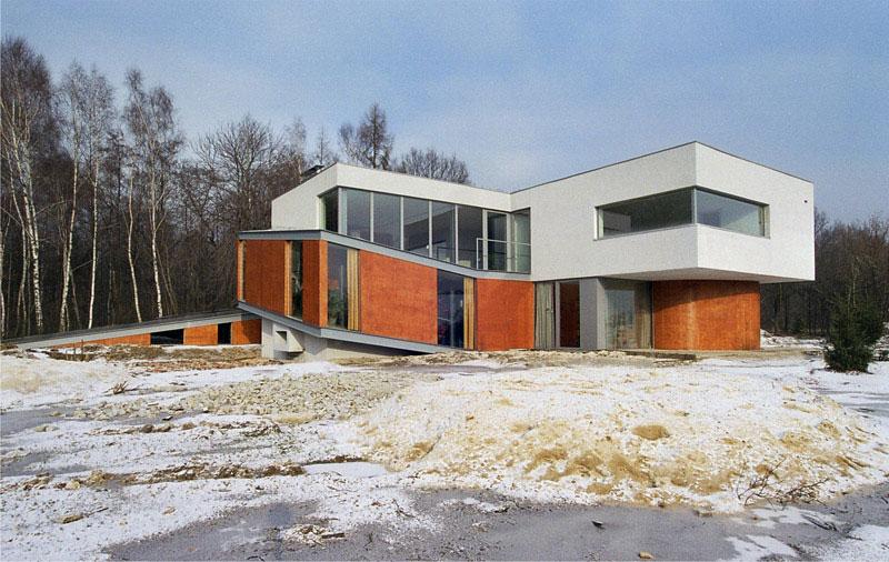 Dom z Ziemi Śląskiej. Autorzy: Robert Konieczny KWK PROMES