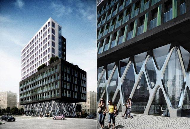 Projekt: KMA Kabarowski Misiura Architekci