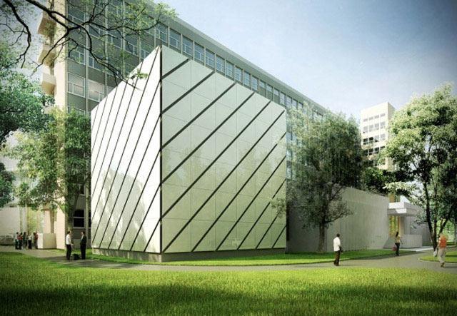 Projekt: Warsztat Architektury Pracownia Autorska