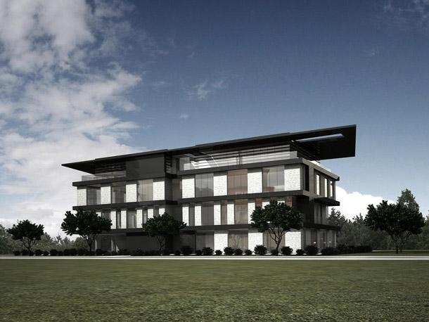 Projekt Innebo Architektura