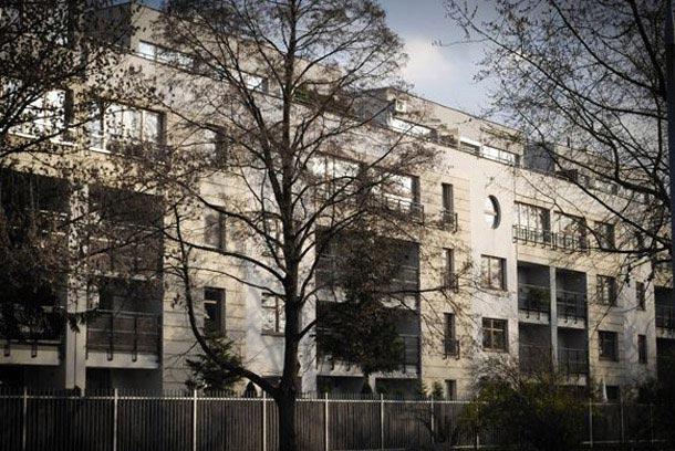 Apartamenty w Warszawie