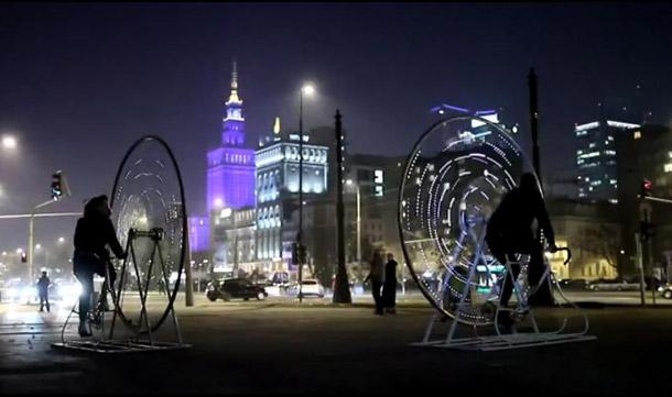 Projekt pracowni Centrala w Warszawie
