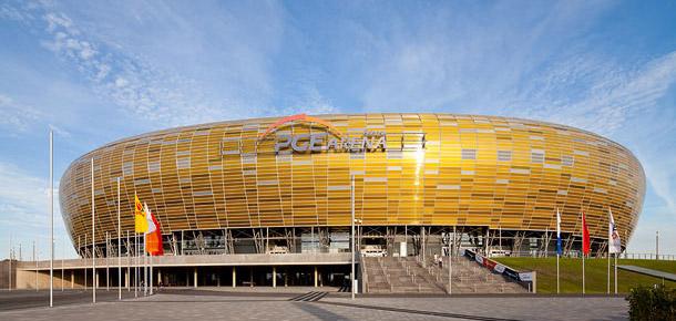 Stadion Piłkarski PGE Arena Gdańsk, Zdj. Piotr Krajewski