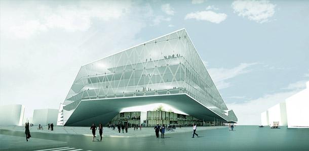 Projekt Centrum Miasta w Warszawie