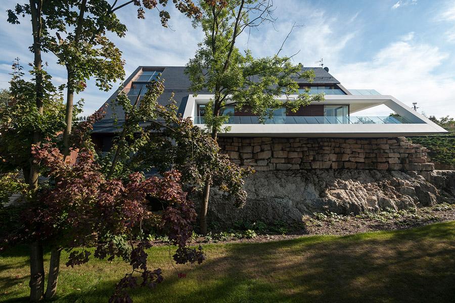 EDGE House. Projekt: Przemek Olczyk | Mobius Architekci