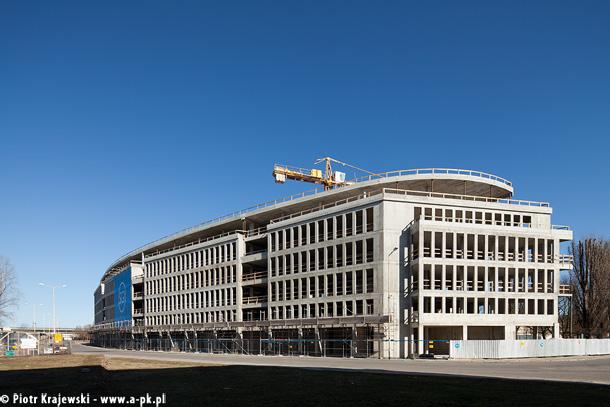 Biurowiec Lastadia w Szczecinie