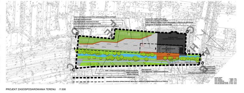 Konkurs na projekt przebudowy elektrowni