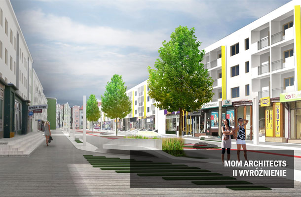 Projekt MOM Architekci