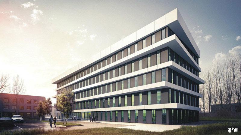 Projekt DNA Works Architektura