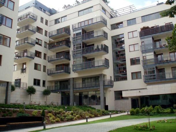 Apartamenty Mondrian w Warszawie