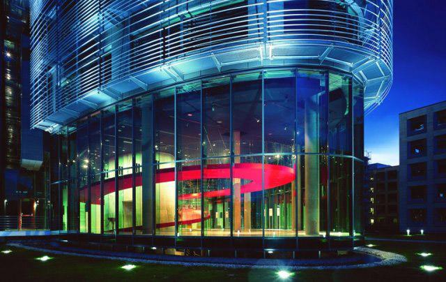 Budynek PKOL w Warszawie