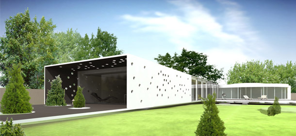 Projekt rozbudowy domu jednorodzinnego