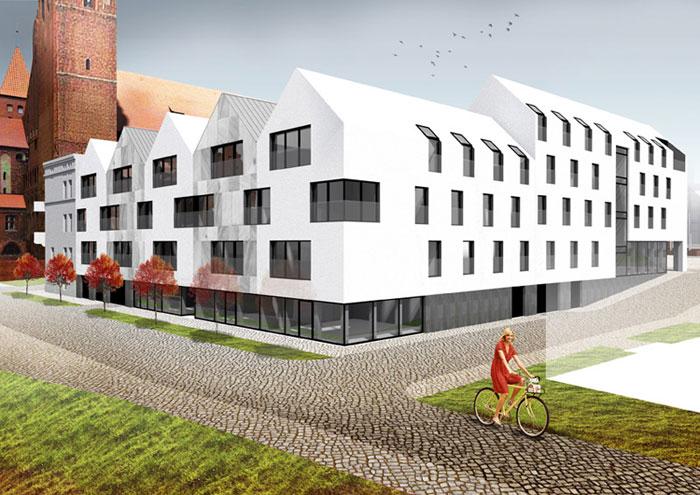 Projekt Rynku Miasta Kwidzyn