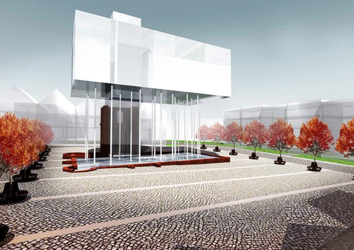 Projekt M Kwadrat Architektura