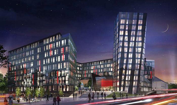 Projekt MWM Architekci w Rzeszowie