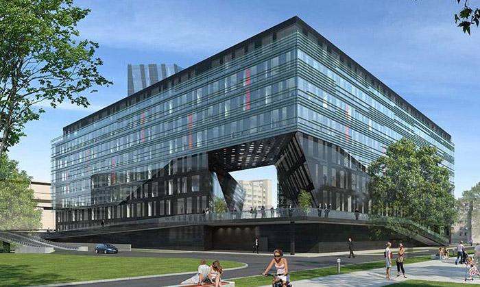 Centrum Administracyjne w Rzeszowie
