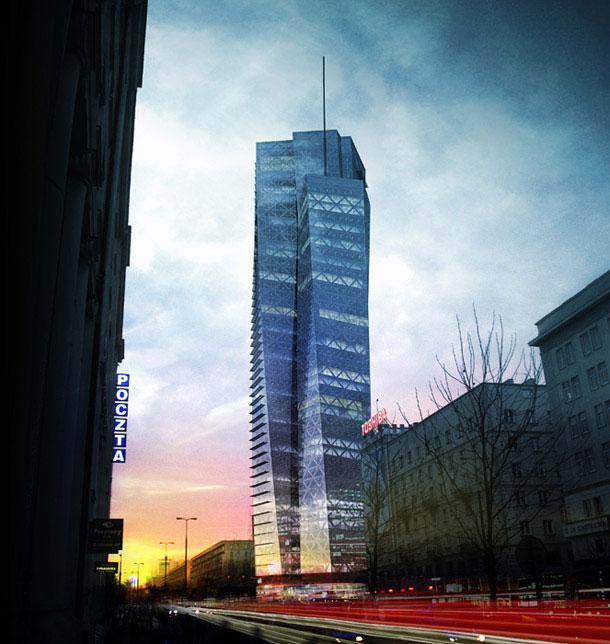 Świętokrzyska Tower