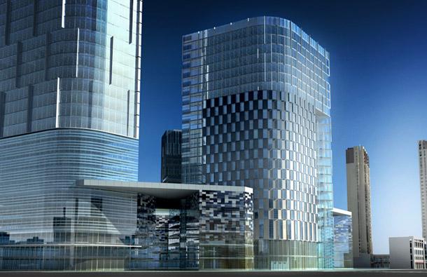 Projekt OneByNine Architektura
