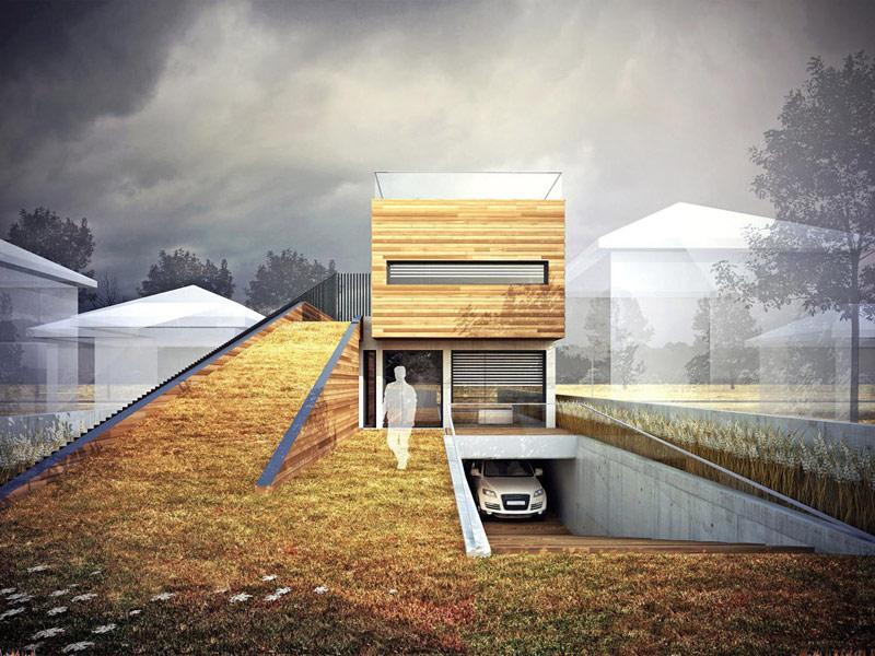 Projekt JPP Architekci / LUK Studio