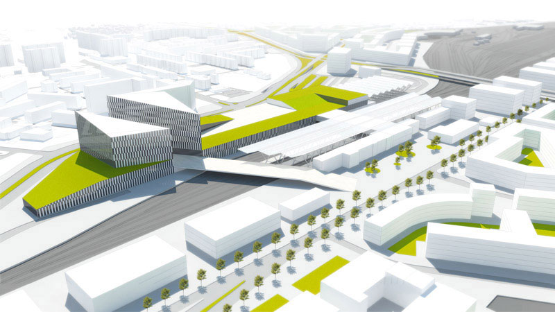 Projekt Zintegrowanego Centrum Komunikacyjnego