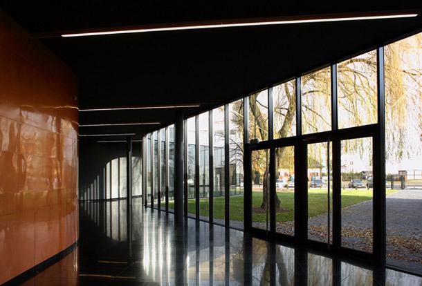 Centrum szkoleniowe w Warszawie
