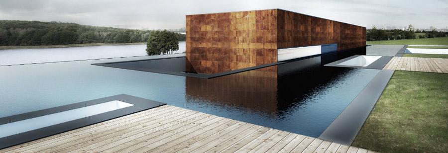 NEMO House, koncepcja. Projekt: Mobius Architekci