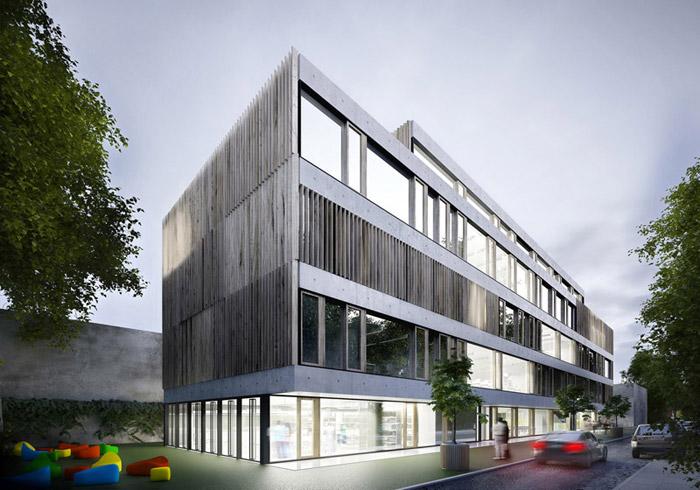 Projekt MXL4 Architekci