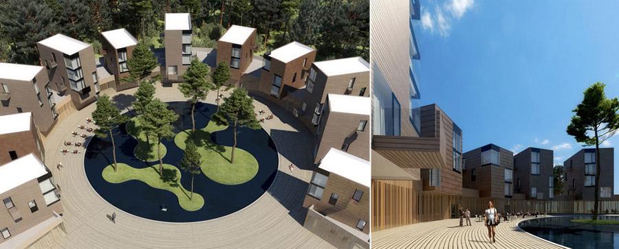 Projekt NANU Architektura