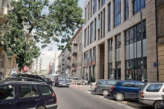Biurowiec w Warszawie