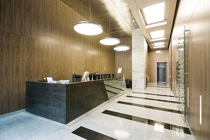 Budynek biurowy w Warszawie