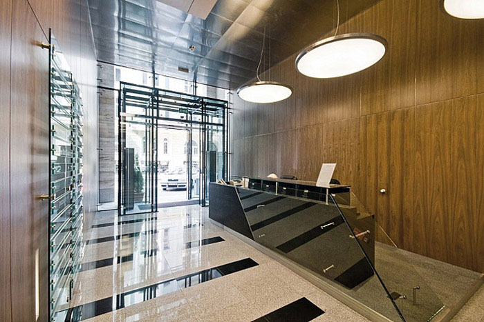 Biurowiec N21 w Warszawie