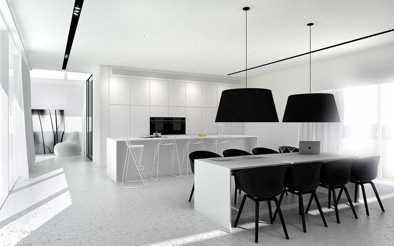 Projekt: Minimal Architects