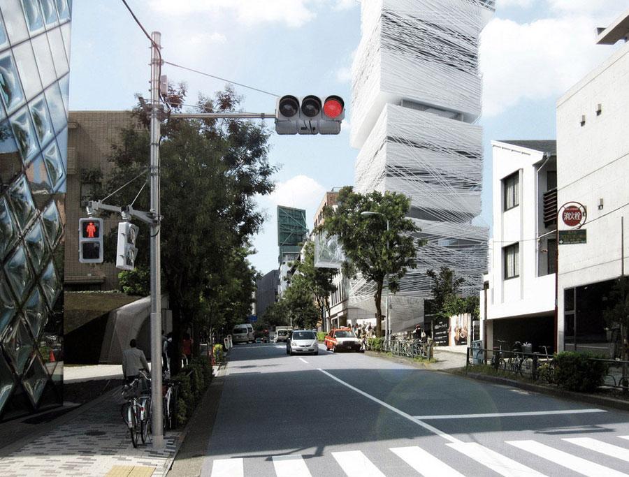 Projekt MUS Architektura