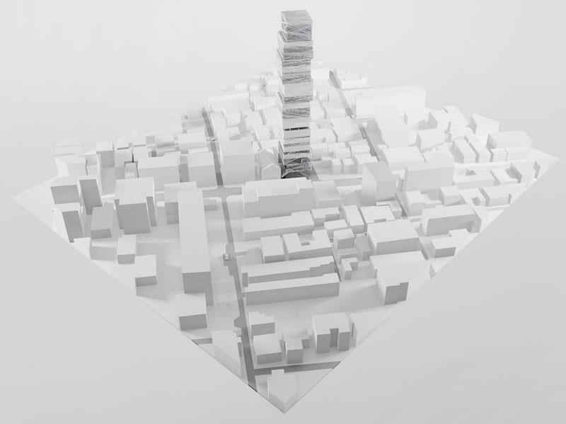 Architektura wieżowców