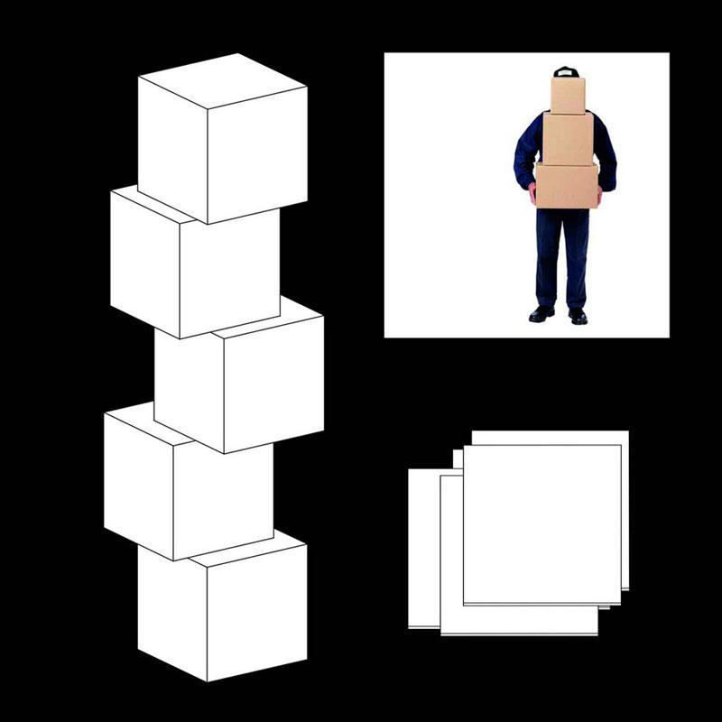 Rysunek ideowy projektu wieżowca