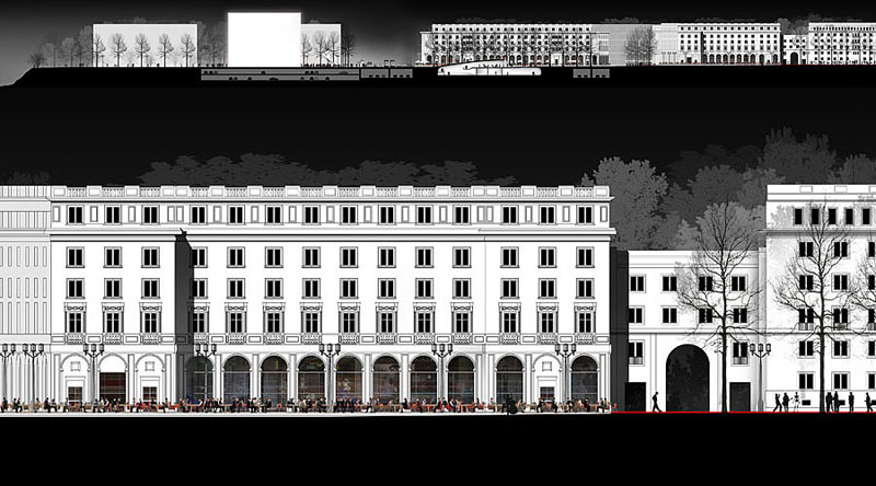Projekt rewitalizacji przestrzeni publicznych w Krakowie