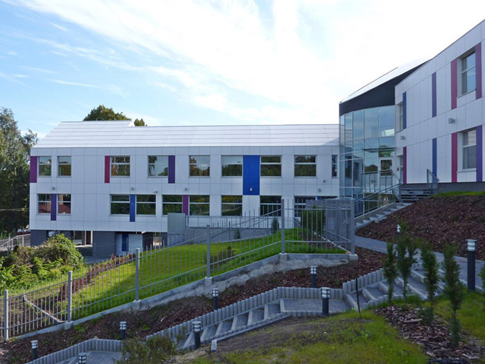Budynek Usługowy Instytutu Wspomagania Dziecka