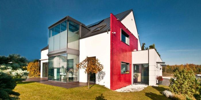 Dom jednorodzinny w Gdyni