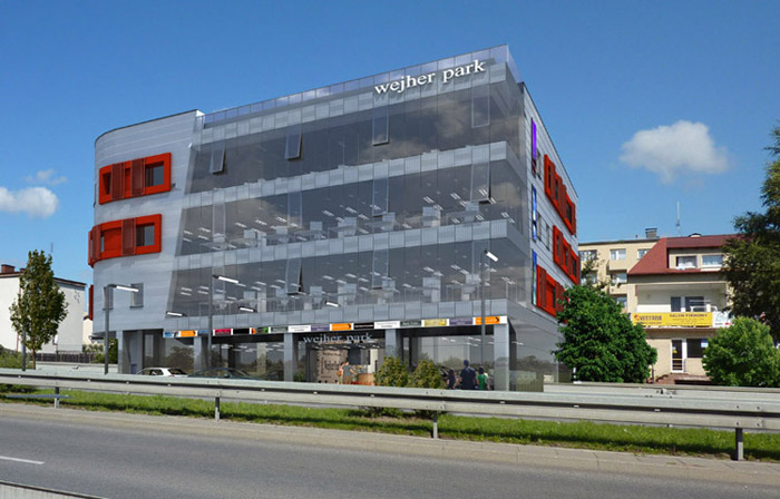 Budynek biurowy Wejher Park