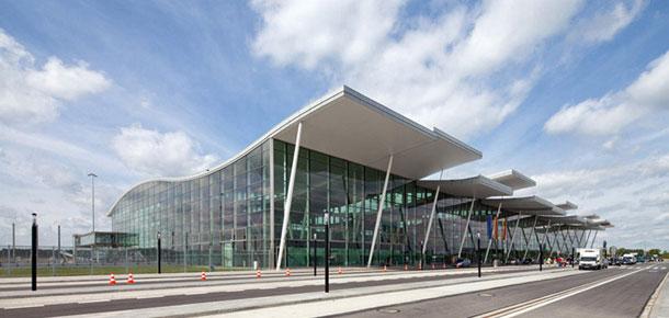 Terminal Pasażerski Lotniska we Wrocławiu