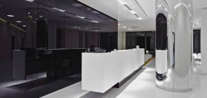Wnętrza Kliniki Duda Clinic w Katowicach – KMA Kabarowski Misiura Architekci