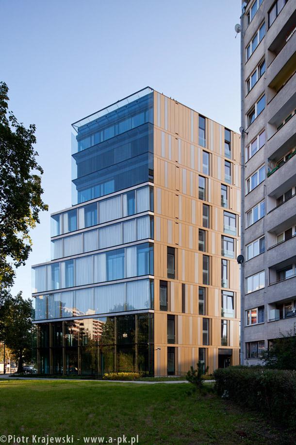 Apartamentowiec Thespian we Wrocławiu