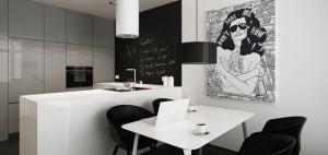 Nowoczesne wnętrza zaprojektowane przez MinimalStudio Architects!