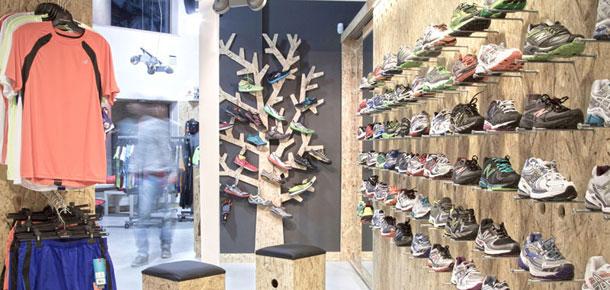 Wnętrze sklepu z osb - OSB Shop