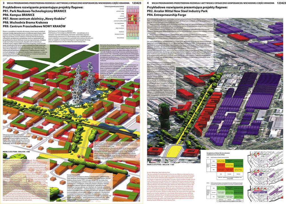Konkurs urbanistyczny na wizję Krakowa