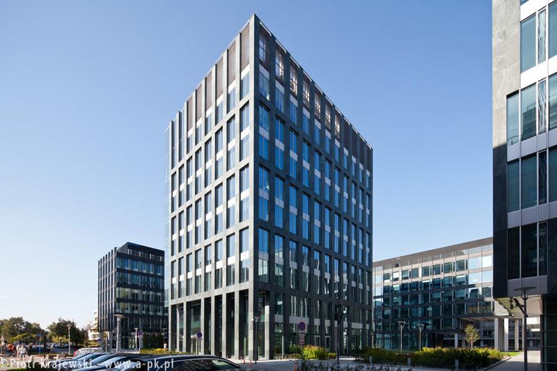 Harmony Office Centre w Warszawie