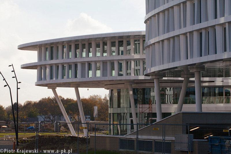 Kompleks biurowy w Warszawie