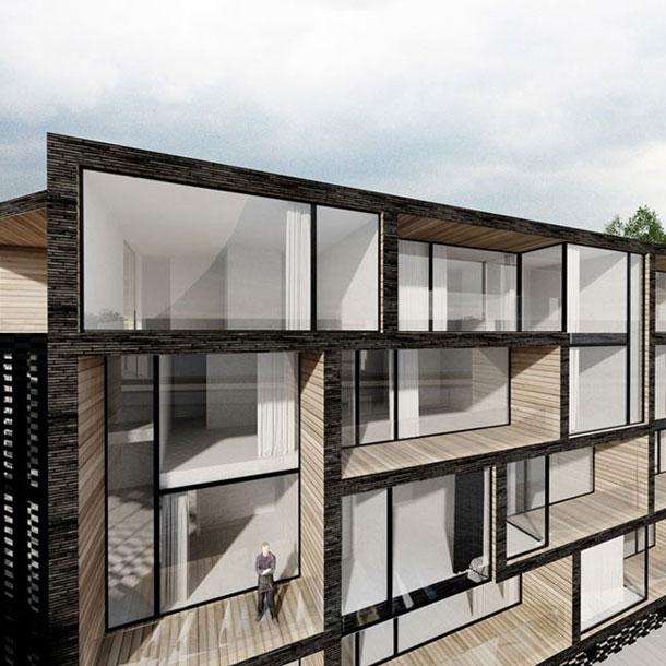 Projekt konkursowy Tamizo Architects