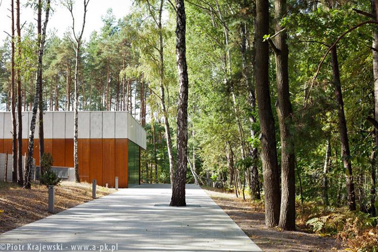 Muzeum Pamięci projektu WXCA