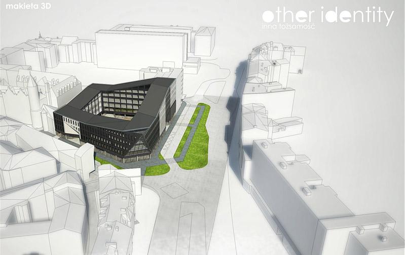 Projekty studentów architektury